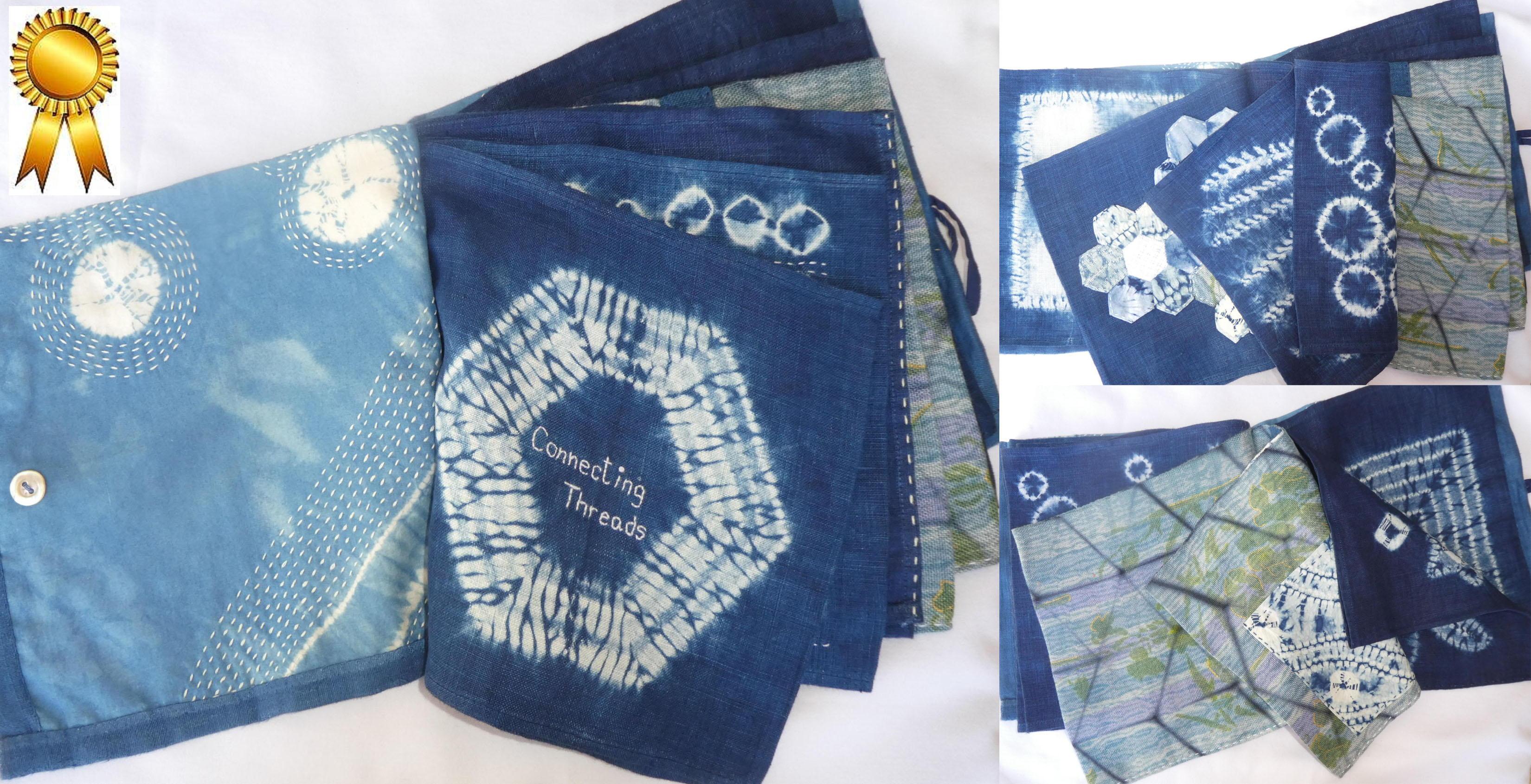 Jean B - Fabric Book