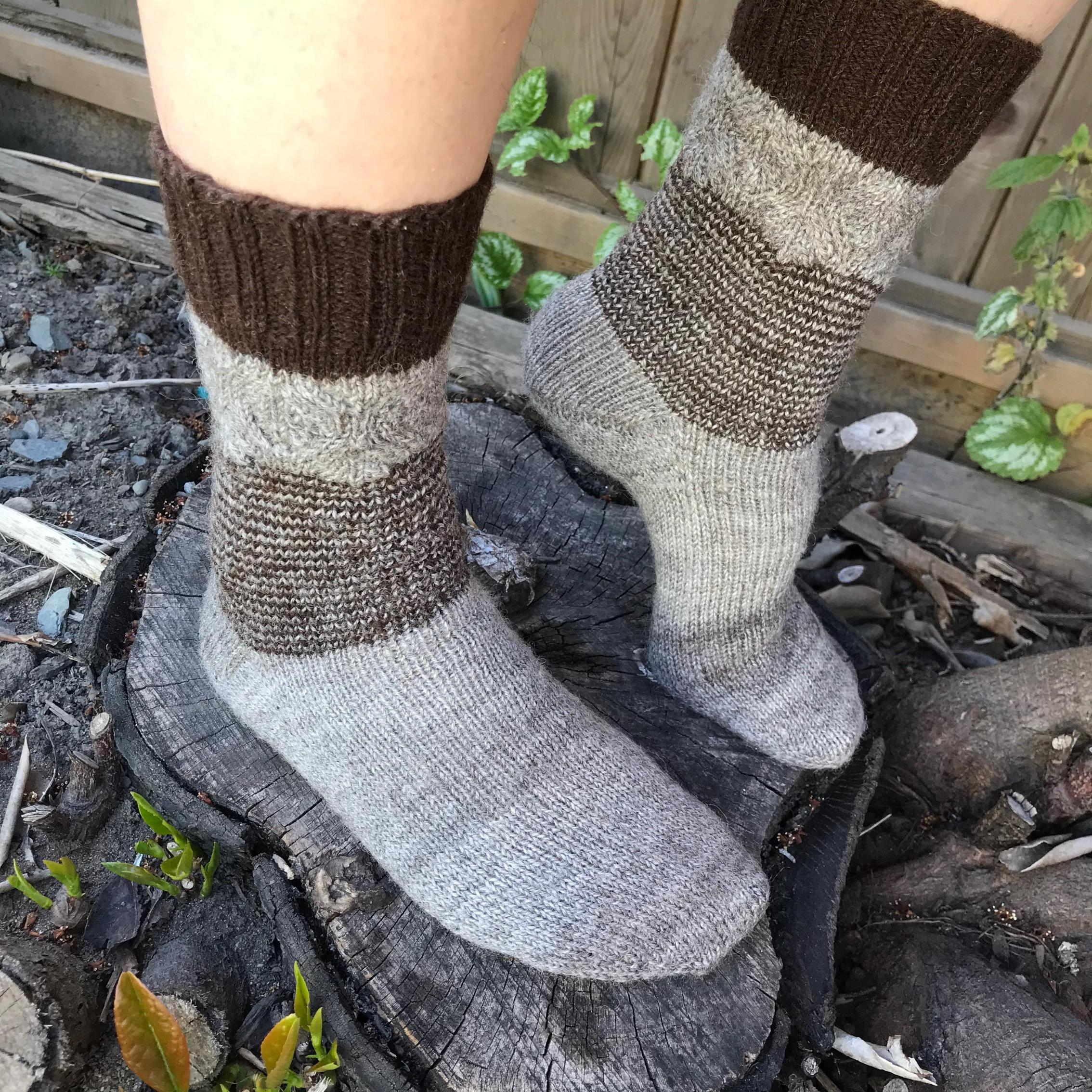 Glenda S - Socks