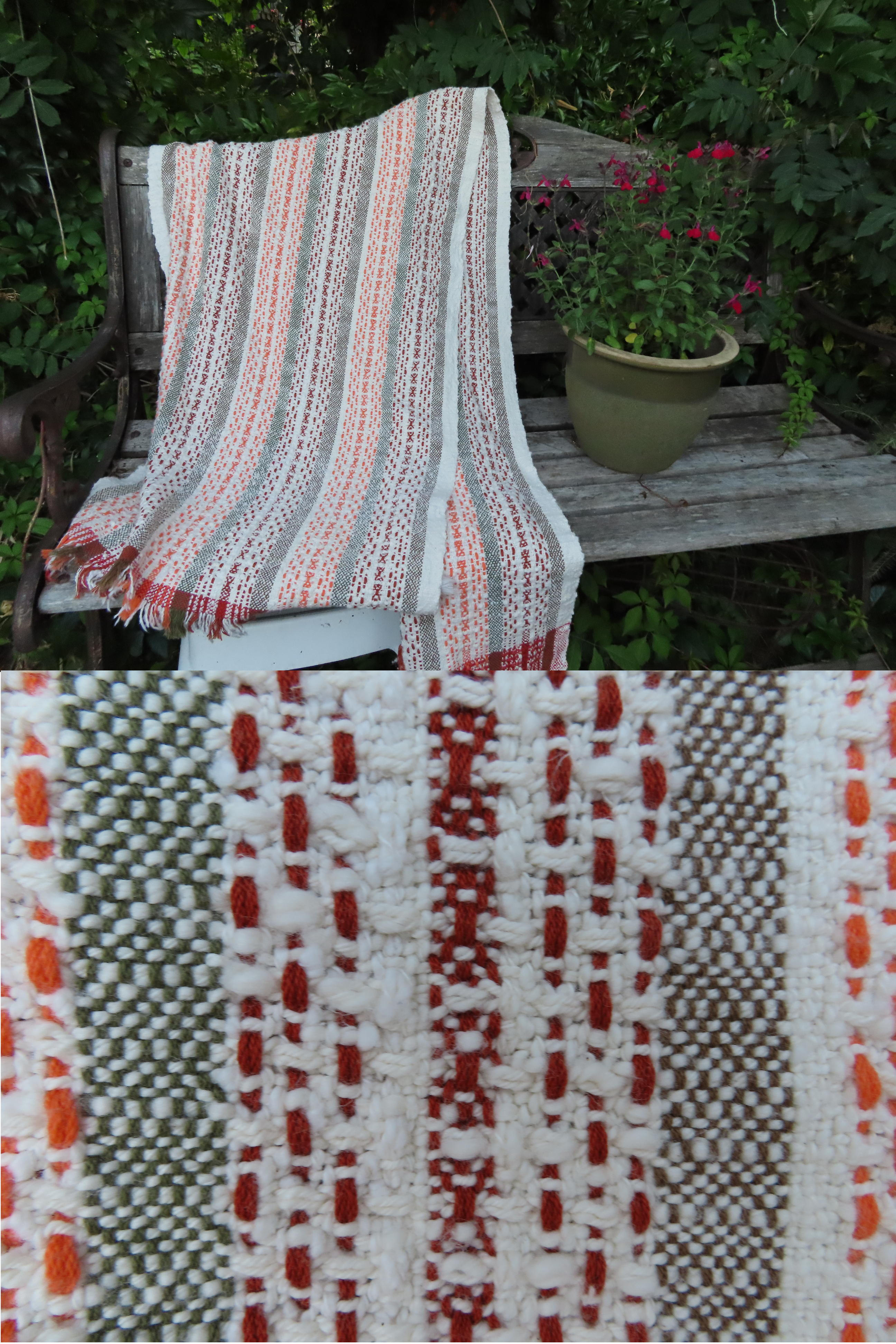Laura P - Canvas Weave