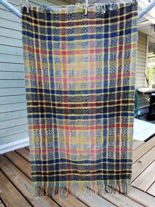 Cora's Blanket (grey)