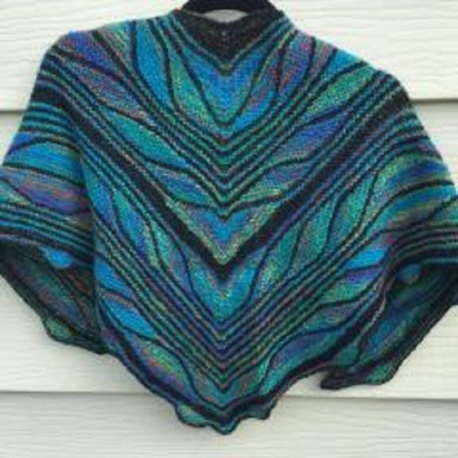 Helen - shawl