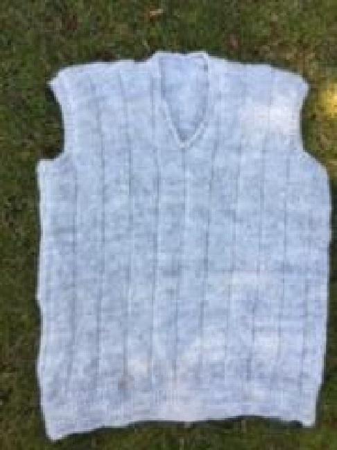 Johanne - man's vest