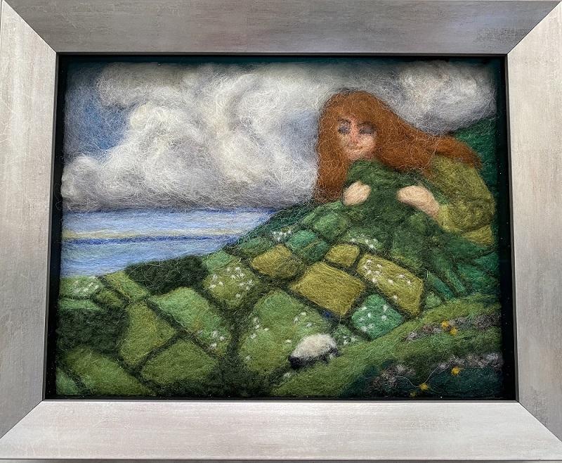 Trish -- St. Brigid's Cloak