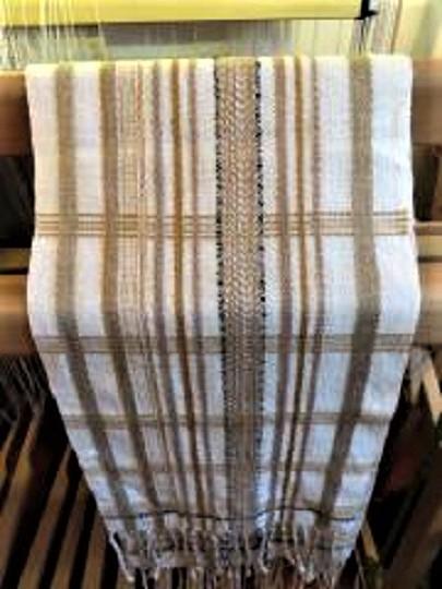 Laura -- silk scarf
