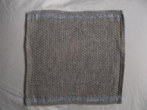 Caroline -- linen dishcloth
