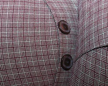 Colour & weave in plain weave